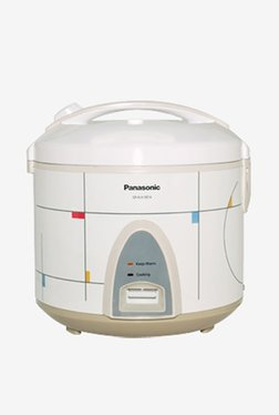 Panasonic SR-KA18FA 1.8 L 710W Electric Rice Cooker (White)