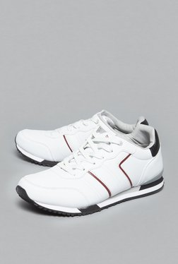 SOLEPLAY By Westside White Trainers