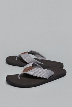 SOLEPLAY By Westside Grey Flip-Flops