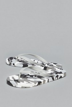 SOLEPLAY By Westside Grey Flip-Flops - Mp000000001950989