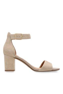 d3a7e7941ef1 Clarks Deva Mae Ankle Strap Black Sandals for women - Get stylish ...