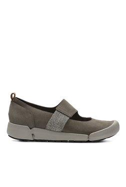 7e977e104c40 Clarks Tri Ava Grey Mary Jane Shoes