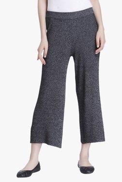Only Black Loose Fit Sacramento Crop Pants