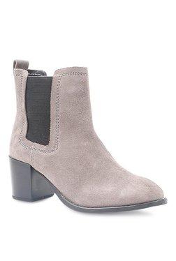 850c073f5887 Carlton London Grey Chelsea Boots