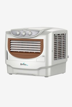 Havells Brina Plus 50 L Window Air Cooler (Brown/White)