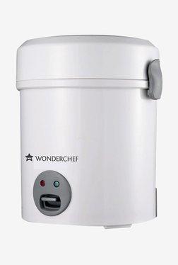 Wonderchef Mini 0.5 Litre Rice Cooker (Silver)