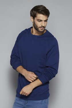 Westsport Casual By Westside Indigo Relaxed Fit Pullover