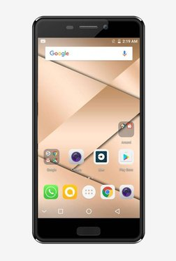Micromax Canvas 2 16 GB (Chrome Black) 3GB RAM, Dual Sim 4G
