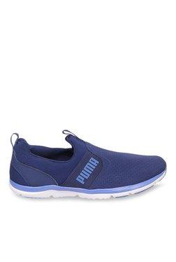 Puma Flex XT Blue Depths & Baja Blue Training Shoes