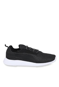 ddc2a91fe5b Puma ST Trainer Evo V2 Knit Periscope   Black Training Shoes