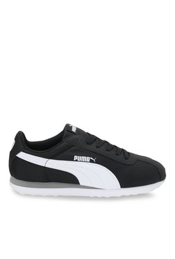 Puma Turin NL Black & White Sneakers