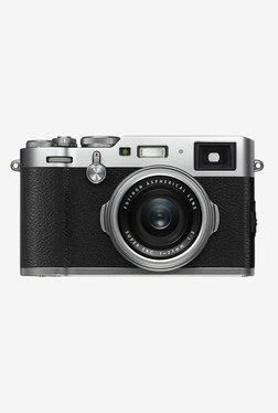 Fujifilm X100F 24.3 MP Digital Camera (Silver)