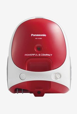 Panasonic MC-CG303R14C 1400W Canister Vacuum Cleaner (Red)