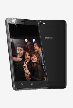 Intex Aqua Selfie 16 GB (Black) 2 GB RAM, Dual SIM 4G