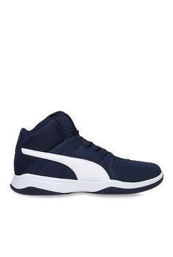 Puma Rebound Street Evo SL IDP Peacoat Basketball Shoes