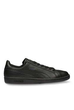 Puma Smash L Black Sneakers