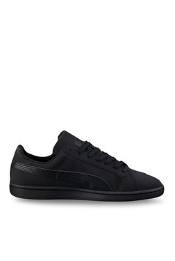 Puma Smash Buck Black Sneakers