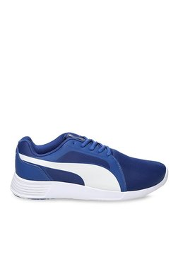 Puma ST Trainer Evo IDP True Blue   White Training Shoes 5cd319fb2