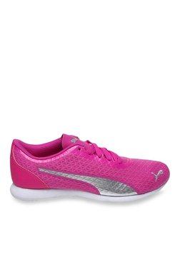 Puma Vega IDP Ultra Magenta & Silver Training Shoes