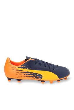 Puma Evospeed 5.3 Fg Pink Football Shoes for Men online in India at ... 488c95644