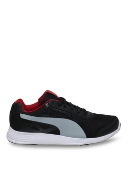 Puma Magneto IDP Black & High Risk Red Training Shoes