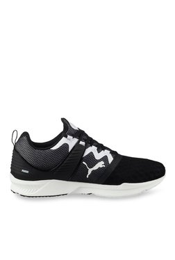 e23d5fb3339 Puma Ignite Xt Black Training Shoes for Men online in India at Best ...
