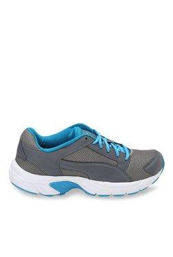 Puma Splendor DP Steel Grey & Blue Danube Running Shoes
