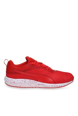 Puma Flare 2 Mono High Risk Red Running Shoes