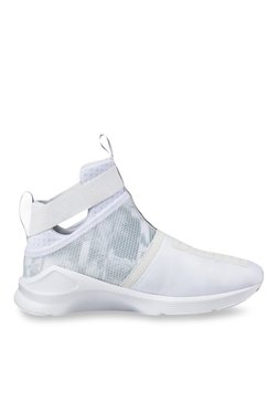 4b922fbd7ee Puma Fierce Swan White Training Shoes for women - Get stylish shoes ...