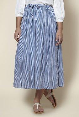 Zudio Blue Avril Skirt