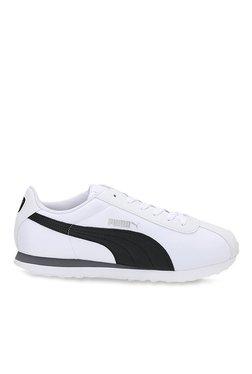 Puma Turin NL White & Black Sneakers