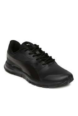 Puma Flexracer SL IDP Black Running Shoes