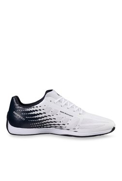 Puma Bmw Ms Evospeed Mid Navy Blue Sneakers for Men online in India ... 85f3d8ce3