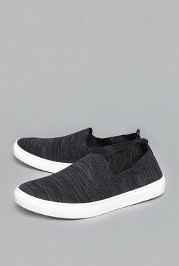 SOLEPLAY By Westside Black Sport Loafers