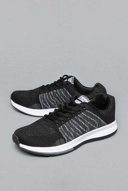 SOLEPLAY By Westside Black Sneakers