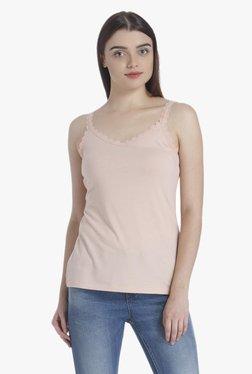 Vero Moda Pink Lace Cami Top
