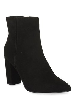 Bruno Manetti Black Casual Booties - Mp000000002032205