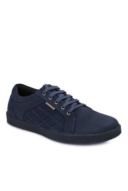 Red Chief Navy Blue Sneakers