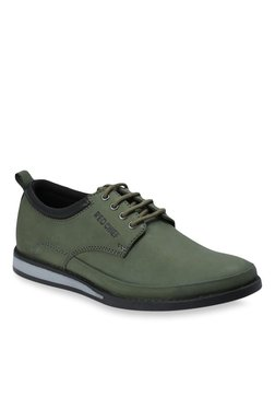 7abc45d95e70c Red Chief Olive Derby Shoes
