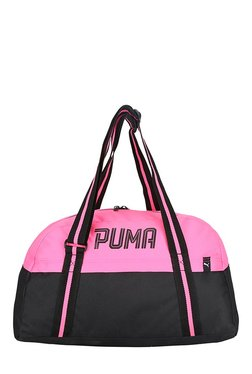 872c7a8ae1 Fundamentals Shopper Tote Bag By Puma ( Pink ) Best Deals With Price ...