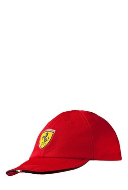Puma Ferrari Fanwear Rosso Corsa Solid Gus Cap 779ed031d41af