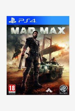 Mad Max (PS4) TATA CLiQ deals