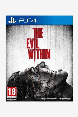 The Evil Within (PS4) TATA CLiQ deals