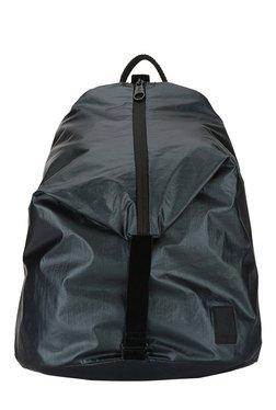 Puma Prime Street Black Swan Solid Nylon Backpack