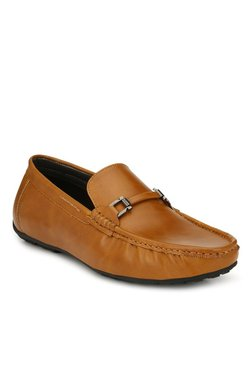 ec90c88783e San Frissco Tan Casual Loafers