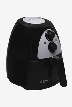 Russell Hobbs R20810 2 L basket 1230 W Air Fryer (Black )