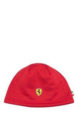 baf71ef19dd Puma Ferrari Fanwear Rosso Corsa Solid Slick Heather Cap