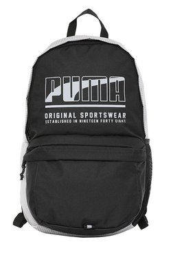 788c352dc672 Puma Academy Special Black   White Printed Laptop Backpack