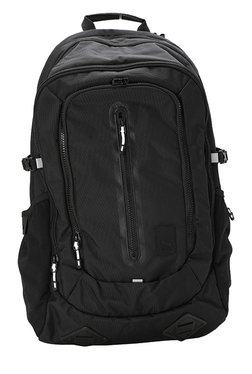 Puma Black Out Black Solid Polyester Backpack