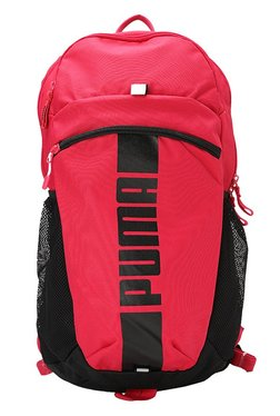 3a32dbf86ee6 Puma Deck Love Potion   Black Solid Laptop Backpack